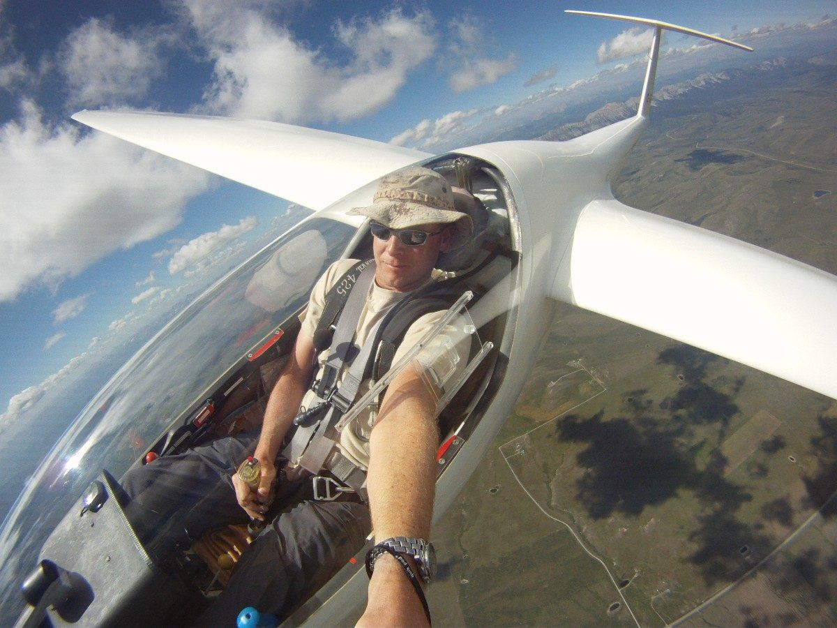 Awesomely Extreme Selfies Would You Take Them Gliders - 33 incredible photos taken gopro