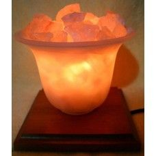 Himalayan Salt Lamp Near Me Alluring Himalayan Salt Vase Lamp Pink  Himalayan Salt Home Décor Decorating Design
