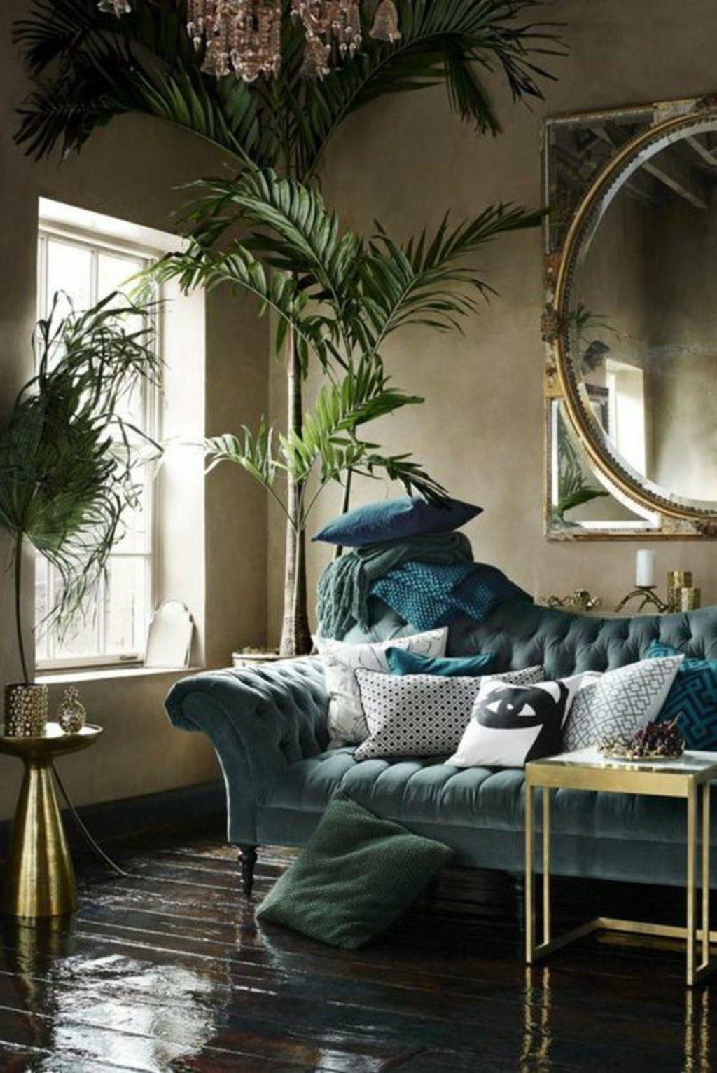 Deco Salon Marron Et Bleu salon art déco,exotique,contemporain bleu, vert,marron,doré