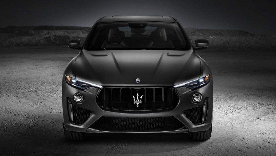 2019 Maserati Levante Trofeo Front | KnowThisCar com