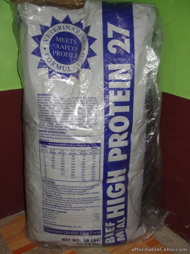 Beef Meal High Protein Dog Food In Philippines Review High