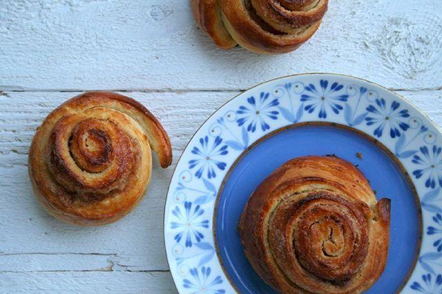 #leivojakoristele #kanelipullahaaste Kiitos @namparelli
