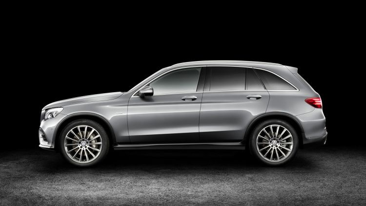2016 Mercedes Benz Glc One Ups Old Glk In Every Way Mercedes