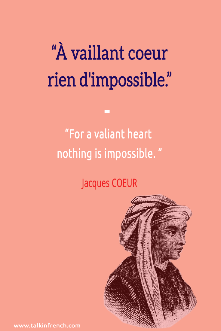 agrave vaillant coeur rien d impossible for a valiant heart nothing is agrave vaillant coeur rien d impossible for a valiant heart nothing is impossible