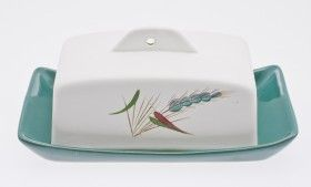 Denby Greenwheat Cheese Dish