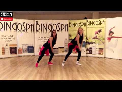 NOTA DE AMOR Wisin & Carlos Vives ft. Daddy Yankee BINGOSPA Fitness - YouTube