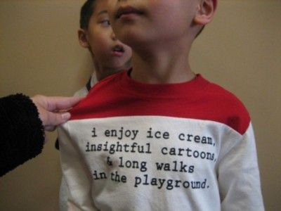 oh my goodness, i want this tshirt!!!