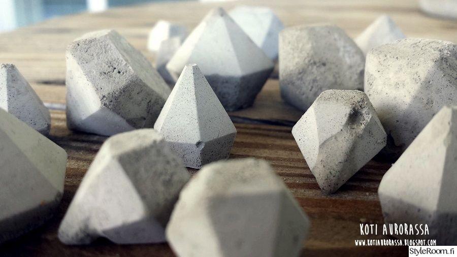 betoni,betoniaskartelu,betonitimantti,timantti,Tee itse - DIY