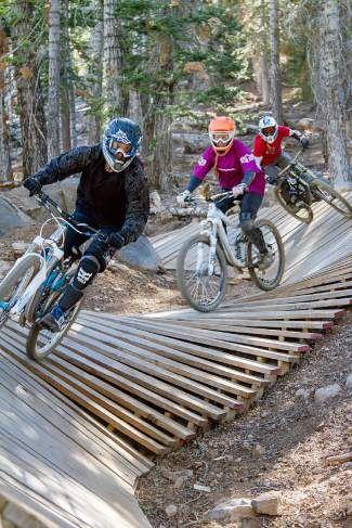 Mountain Bike Parks In California