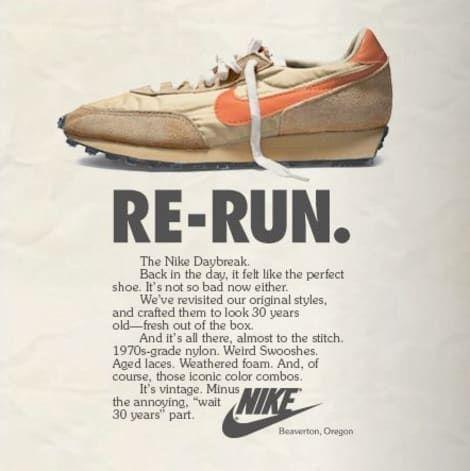 Image Result For Old Nike Advert Vintage Sneakers Sneakers Nike Nike Ad