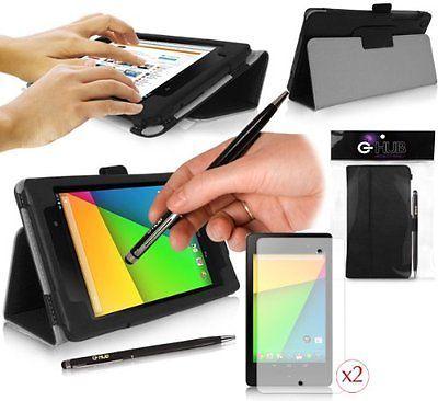 Google NEXUS 7 ii Tablet Case - BLACK - G-HUB PropUp Stand Case with Built-In / https://t.co/z0EHXq8SoK https://t.co/801fDl8wCW