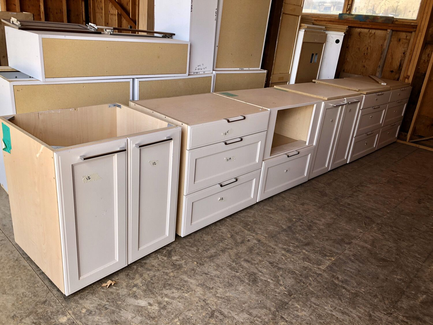 Habitat For Humanity Cabinets - Kitchen Cabinets
