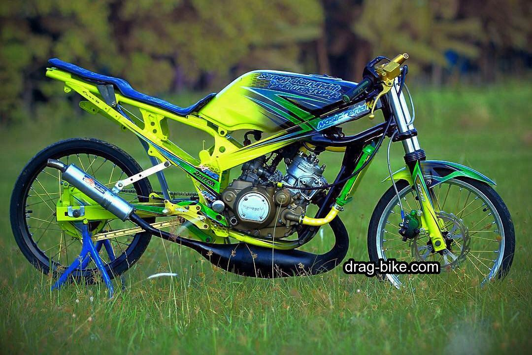 84 Gambar Motor Drag Indonesia Paling Bagus