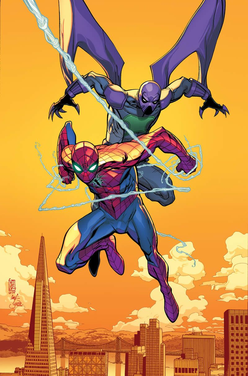 #Spiderman #Fan #Art. (Amazing Spider-Man #2Variant Cover) By: Giuseppe Camuncoli. (THE * 5 * STÅR * ÅWARD * OF: * AW YEAH, IT'S MAJOR ÅWESOMENESS!!!™)......