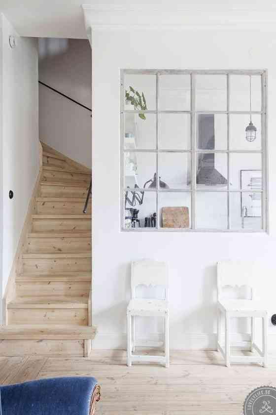 pour ou contre la cuisine ouverte sur le s jour cuisine pinterest verri re tendance et. Black Bedroom Furniture Sets. Home Design Ideas