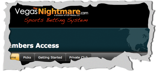vegas nightmare sports betting system