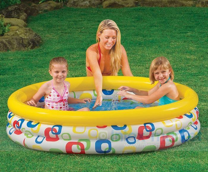 Kids Inflatable Swim Pool Funny Floats Toys Bidet BathTub Air Mattress swimming pool accessories swimming accessories