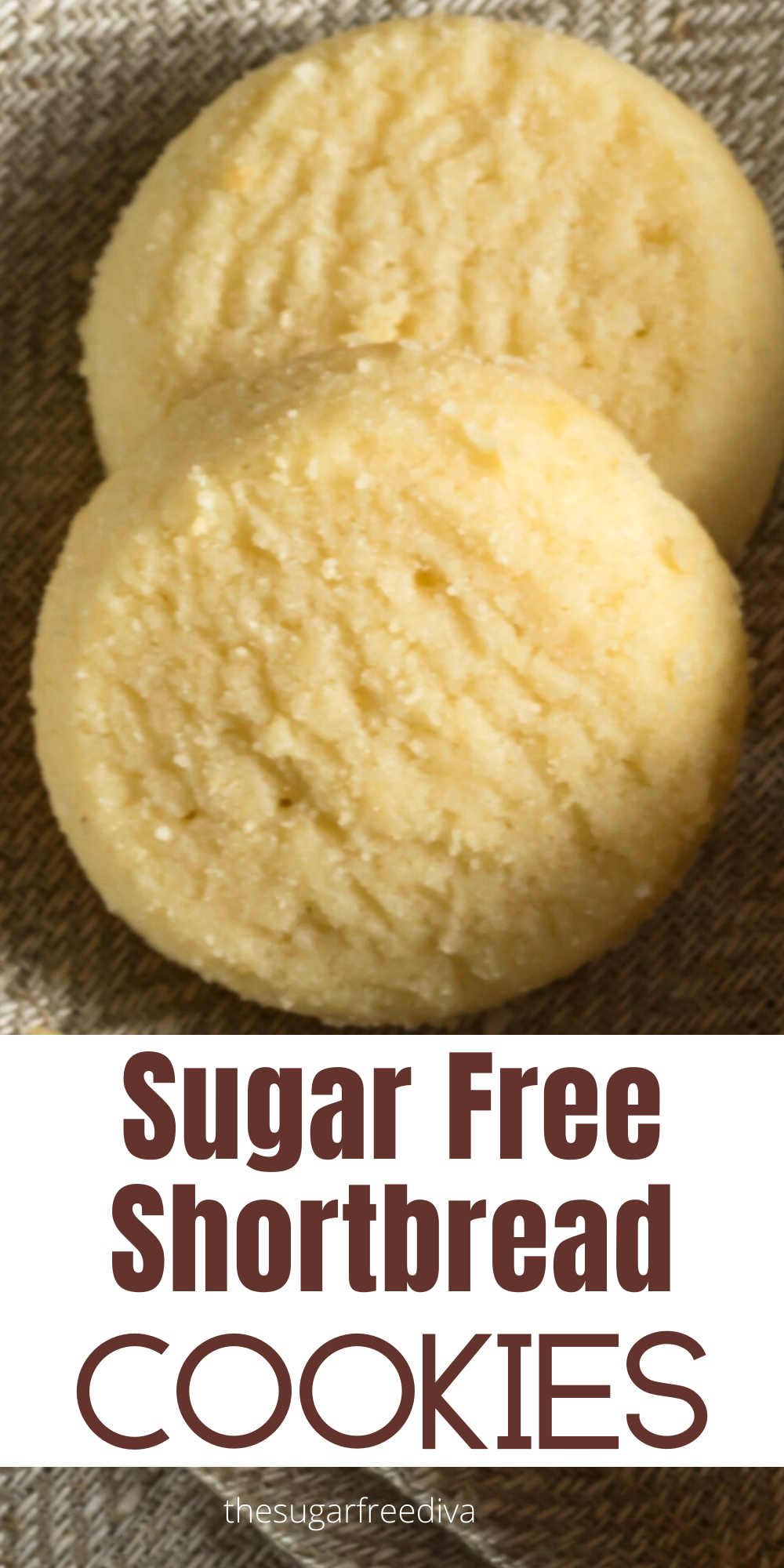 How To Make Sugar Free Shortbread Cookies Sugar Free Cookies Sugar Free Cookies Diabetic Sugar Free Recipes