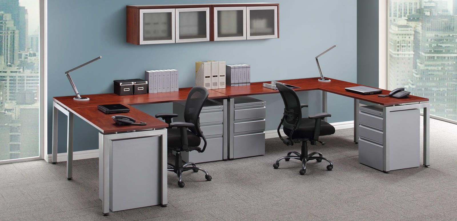 Büromöbel Office Furniture Edmonton | BüroMöbel | Pinterest | Office ...