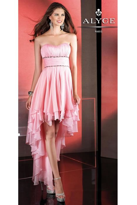 Alyce Designs Prom Dress- TheRoseDress.com http://www.therosedress ...