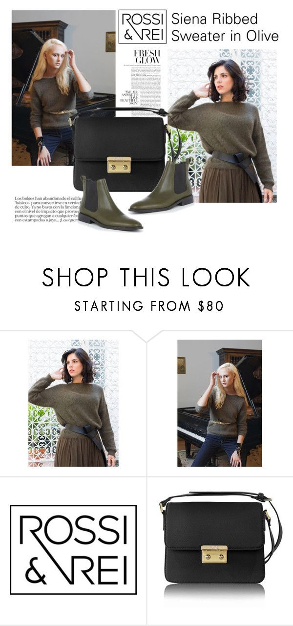 """SHOP - Rossi & Rei"" by ladymargaret ❤ liked on Polyvore featuring Warehouse"