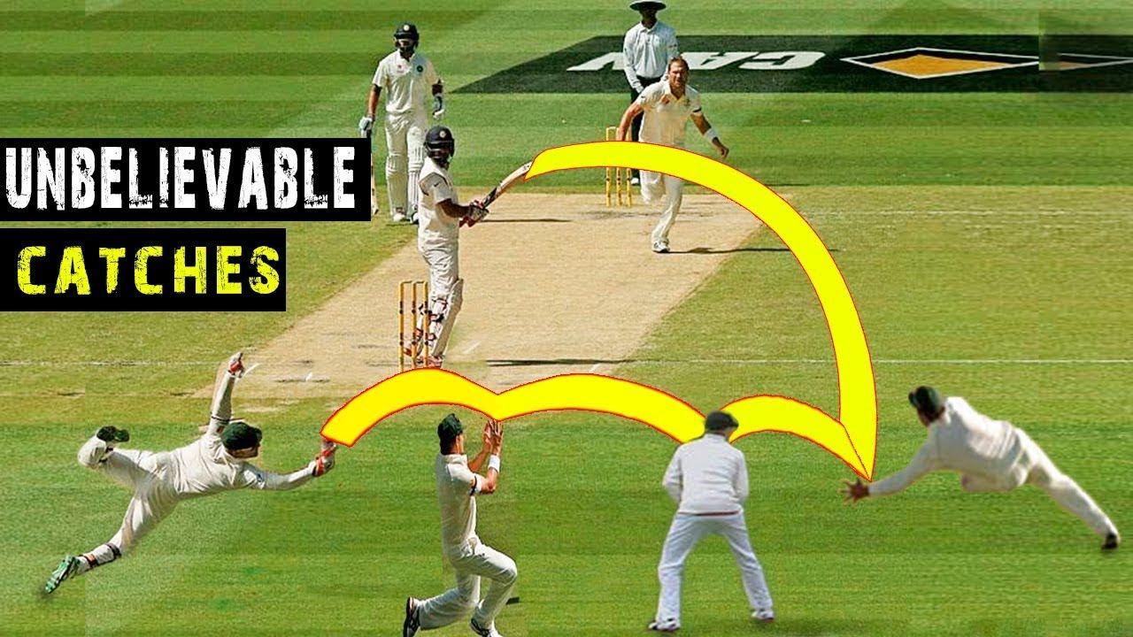 Top 20 Unbelievable & Amazing catches in cricket