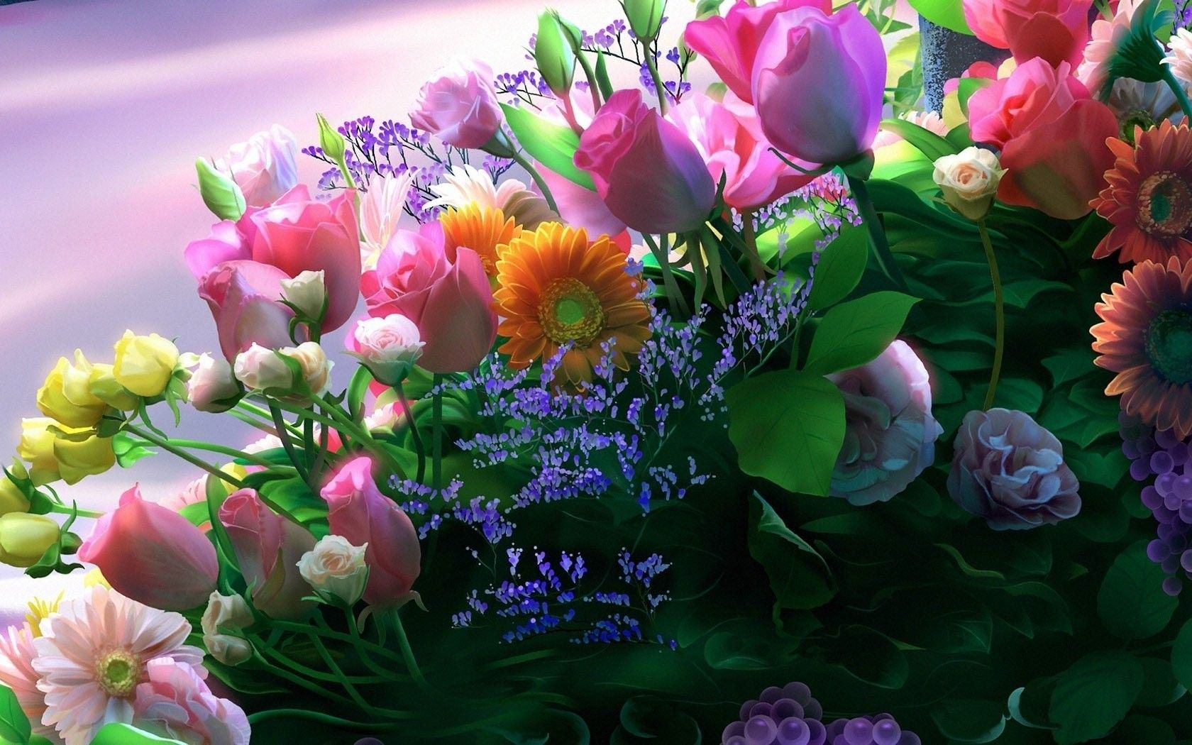 Flowers wallpapers high definition wallpapers high definition - Most Beautiful Flowers Wallpaper High Definition Roses Images Hd 1600 1200 Hd Flower Wallpapers