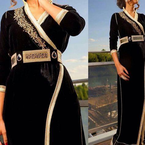 جلابية قفطان أروى للبيع يوجد خدمة شحن Dhl Made In Morocoo Whatsapp 212697964419 Gmail Arwaecaftan Gmail Com ل Moroccan Fashion Moroccan Clothing Fashion