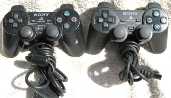 Sony PlatStation 2 PS2 Dualshock Analog Wired Controller
