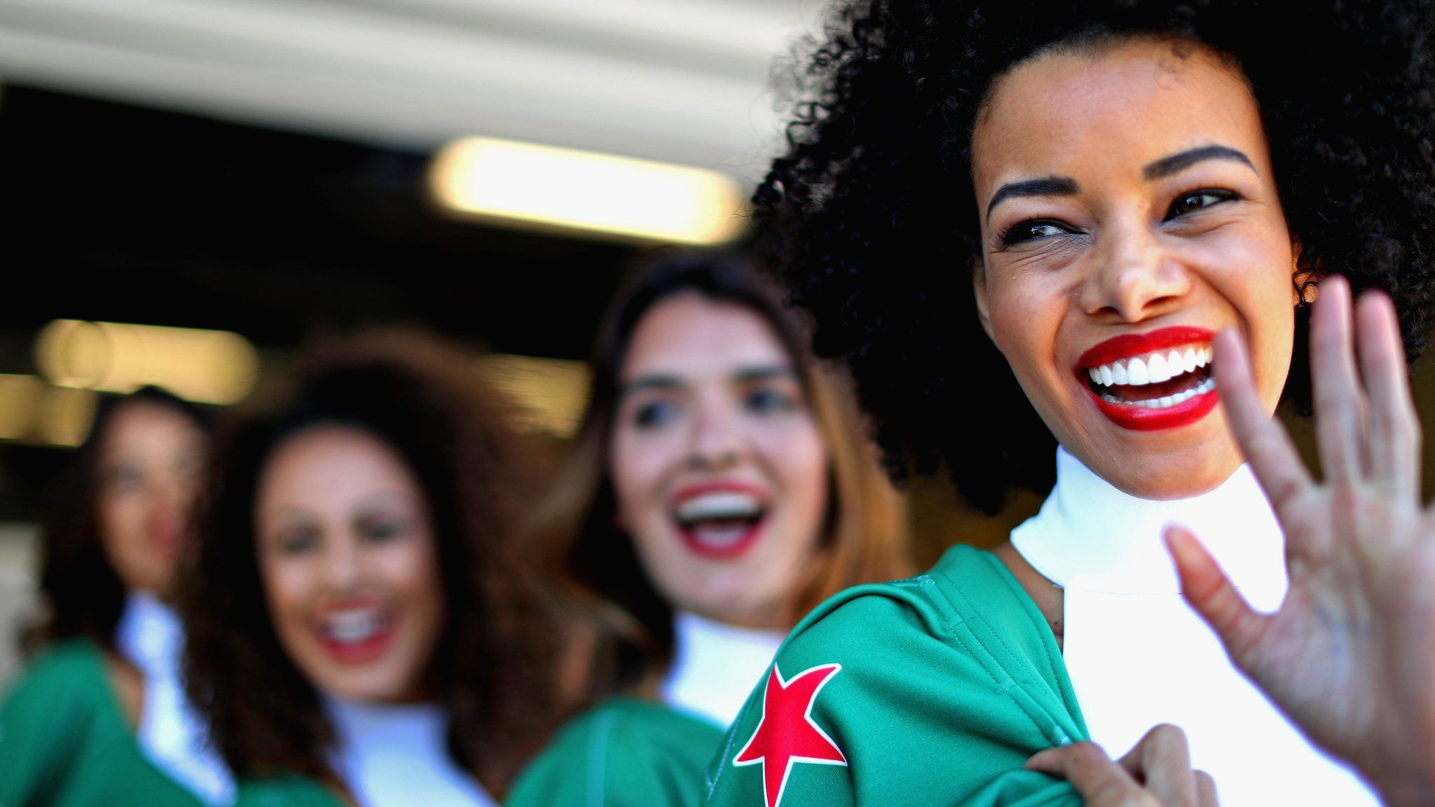 F1 'grid girls' under 'strong review' how did you vote
