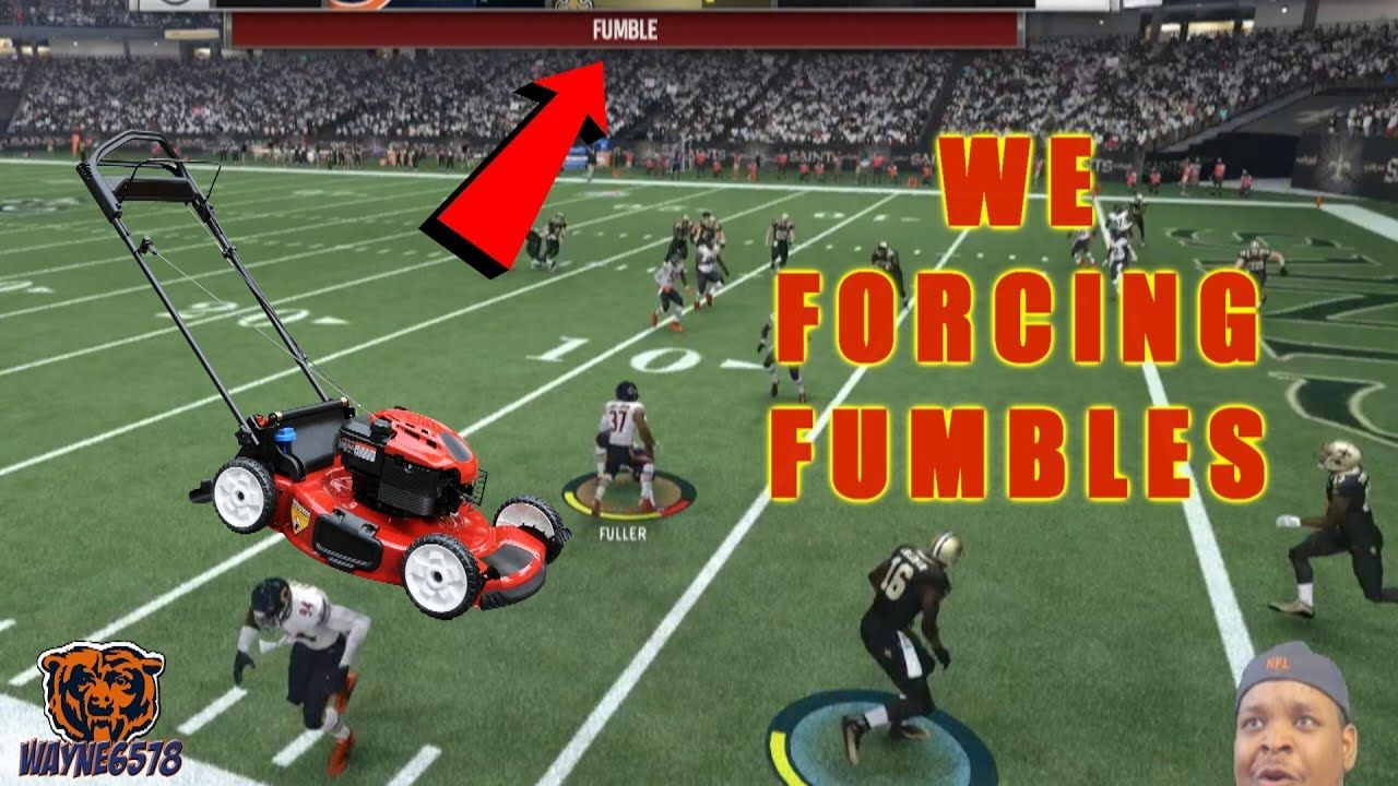 HOW TO FORCE MORE FUMBLES HOW TO STRIP THE BALL IN