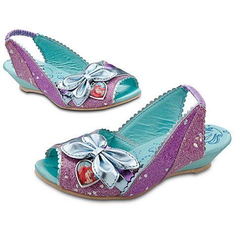 0229896c1a454b Ariel Shoes - The Little Mermaid...Destiny would love..
