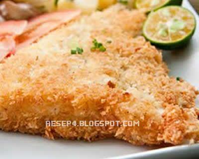 Resep Ikan Goreng Tepung Renyah Resep Ikan Makanan Resep