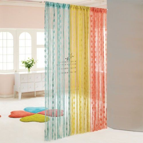 10 Diy Room Divider Ideas For Small Spaces Biombos De Tela Tabiques Colgantes Divisorias De Pared De Cuarto
