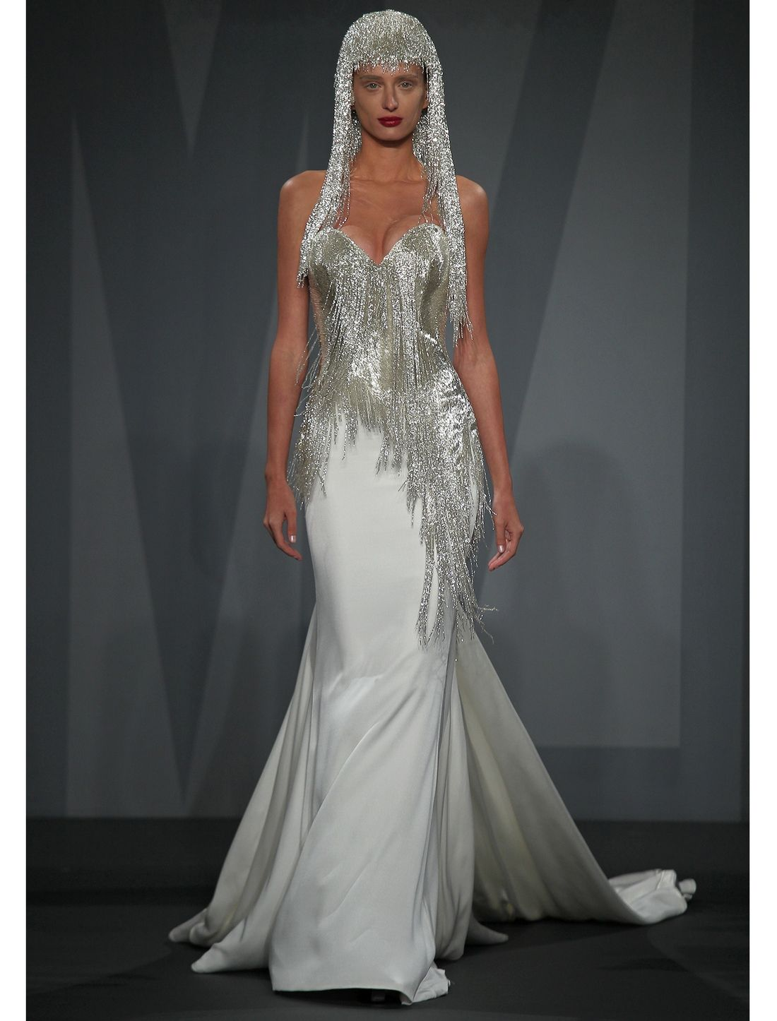 Mark zunino wedding dresses  Mark Zunino  Style    This is so unique I donut know that