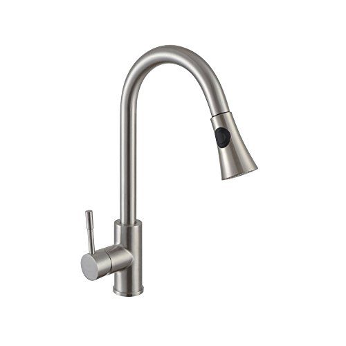 Ultimate Kitchen™ - Kitchen Sink Faucet with Pull Out Spr... https ...