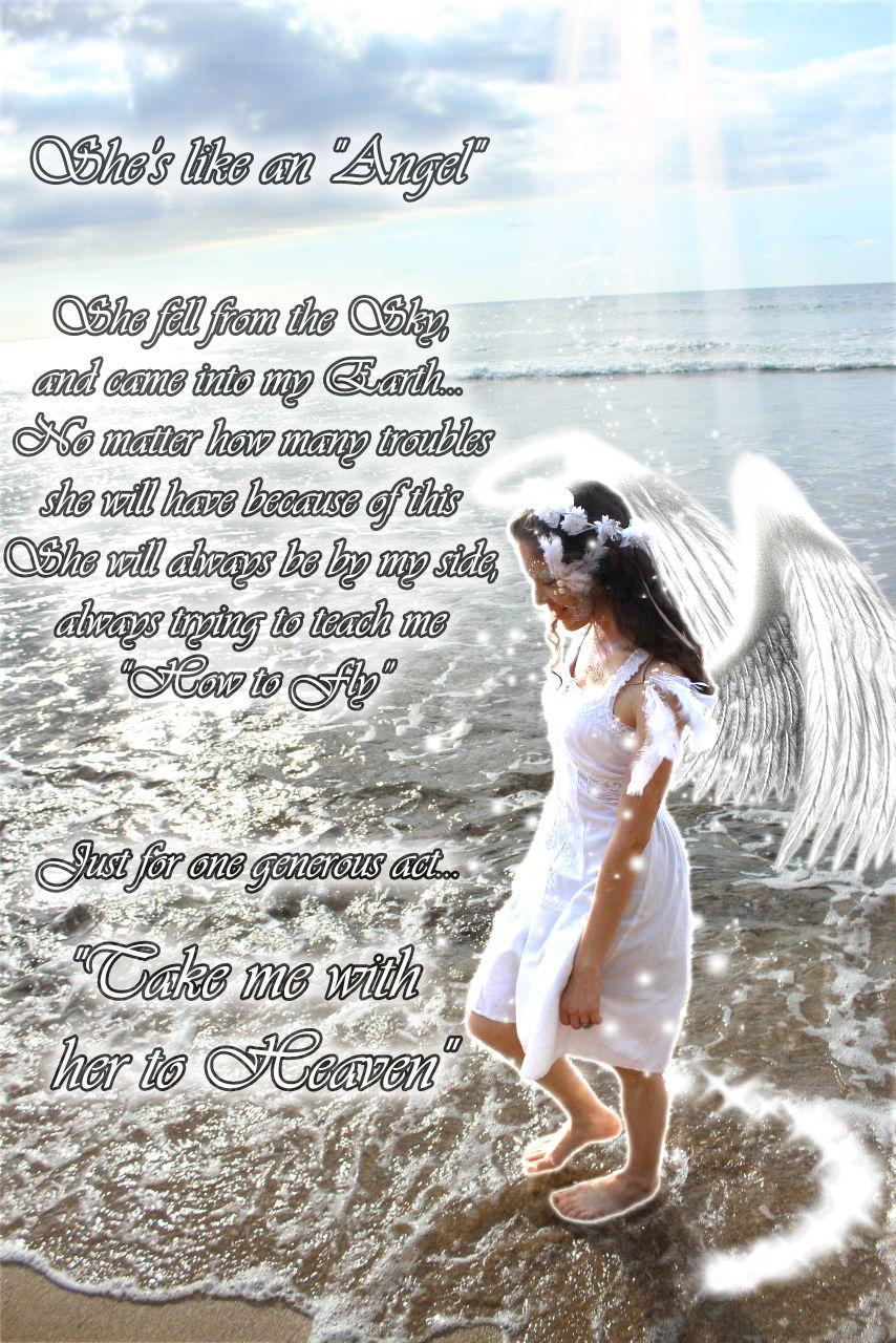 Mi novia se tomo una sesión de fotos para yo luego editarla como un ángel. ;)
