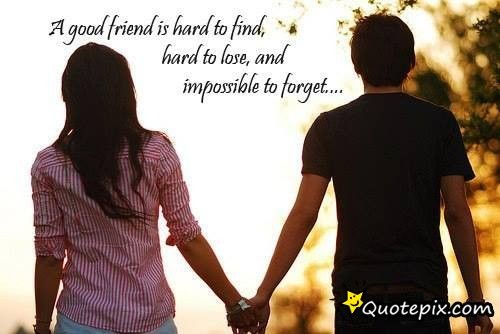 A Good Friend Is Hard To Find Caliceo Eclectic Emporium Amazing Talk Like Bestfriends Act Like Lover Quotepix