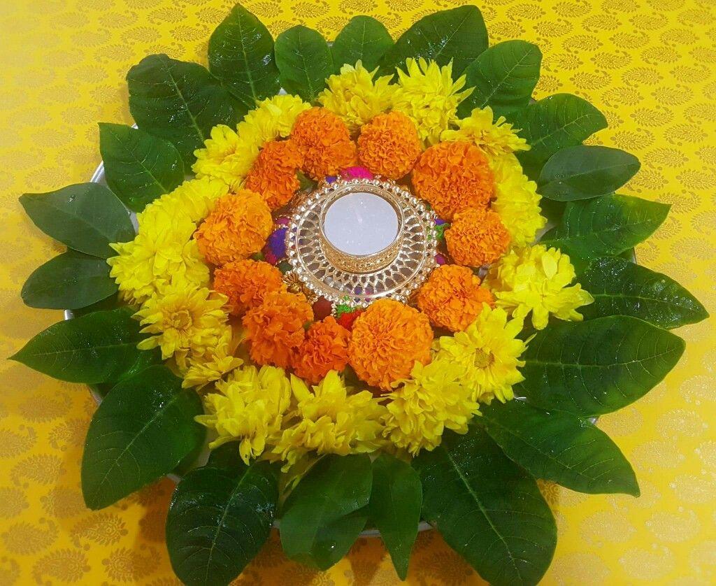 Pin By Krisha Raja On Flower Deco Pinterest Beautiful Rangoli