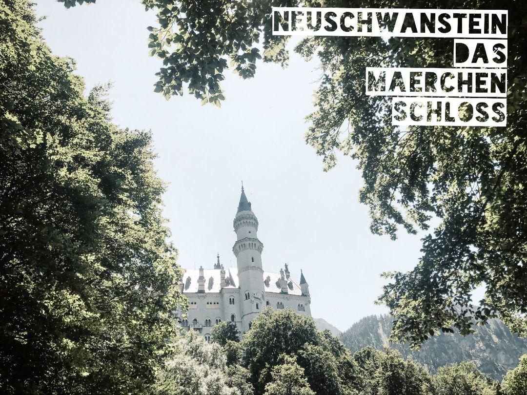Pin Auf Schloss Neuschwanstein