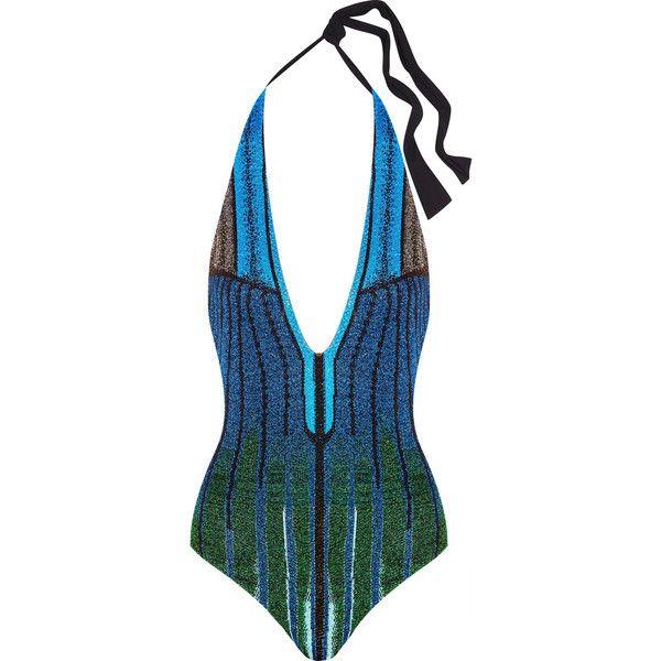Missoni Crochet halterneck bikini BbIirK