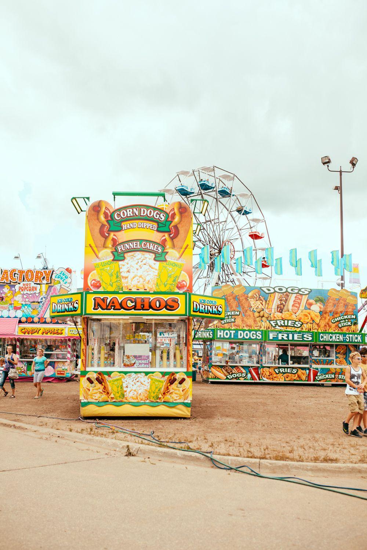 the county fair!