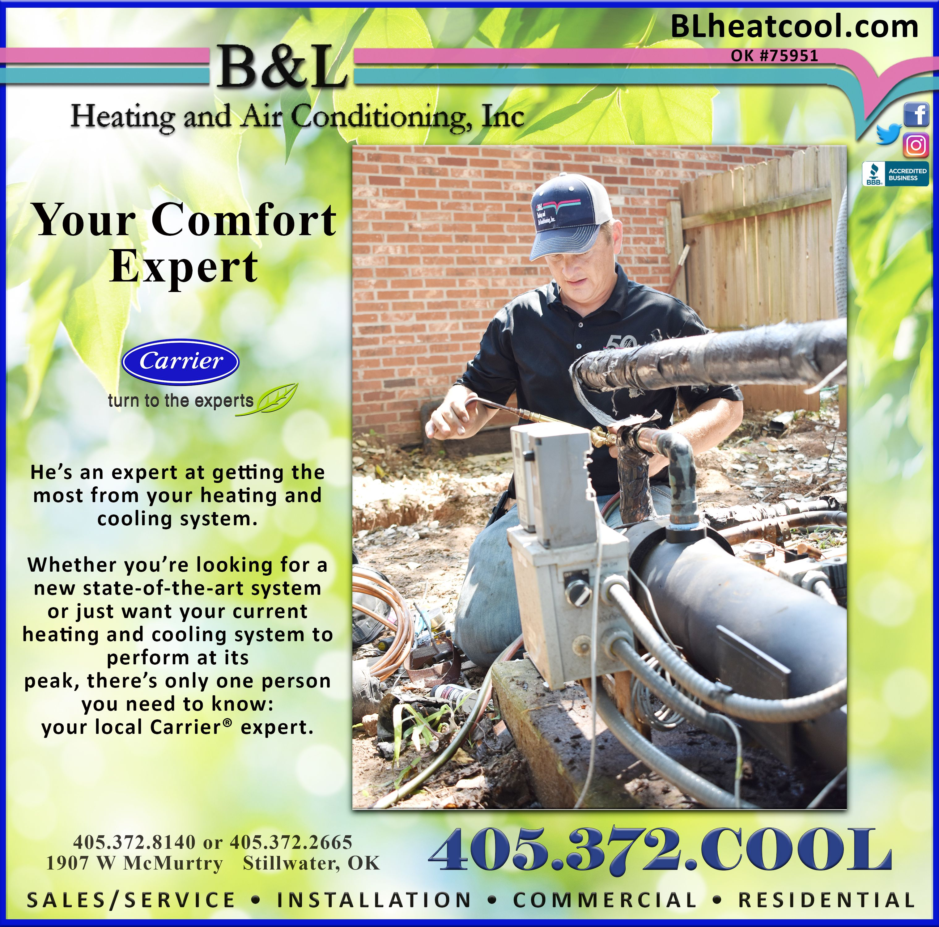 Pin by B&L Heating and Air Conditioni on B&L Ads Heating
