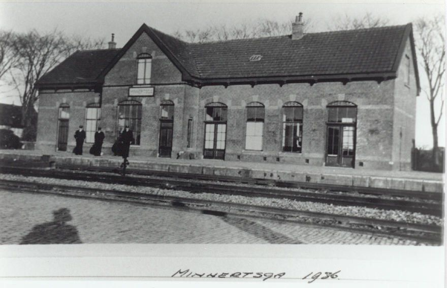 12. Station Minnertsga