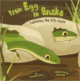 From Egg to Snake book cover