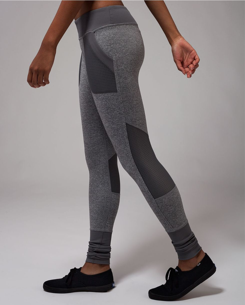 to and from practice or school with side pockets for your goodies.   Om The Go Pant