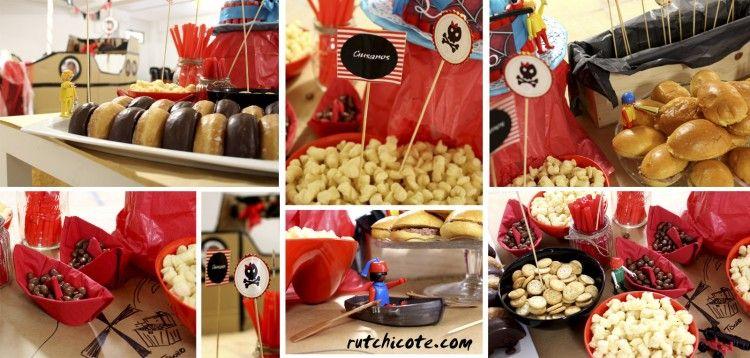 Pin de sandra cisneros en decoracion fiestas pinterest - Preparar fiesta cumpleanos ...