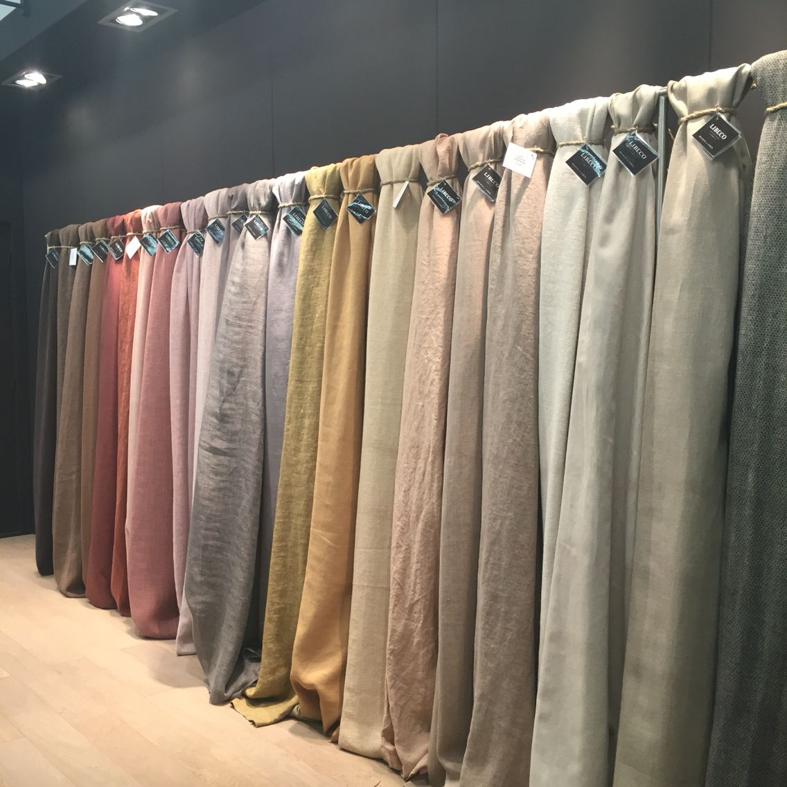 Image Result For Drapery Visual Merchandising Merchandising Curtain Shop Showroom Design