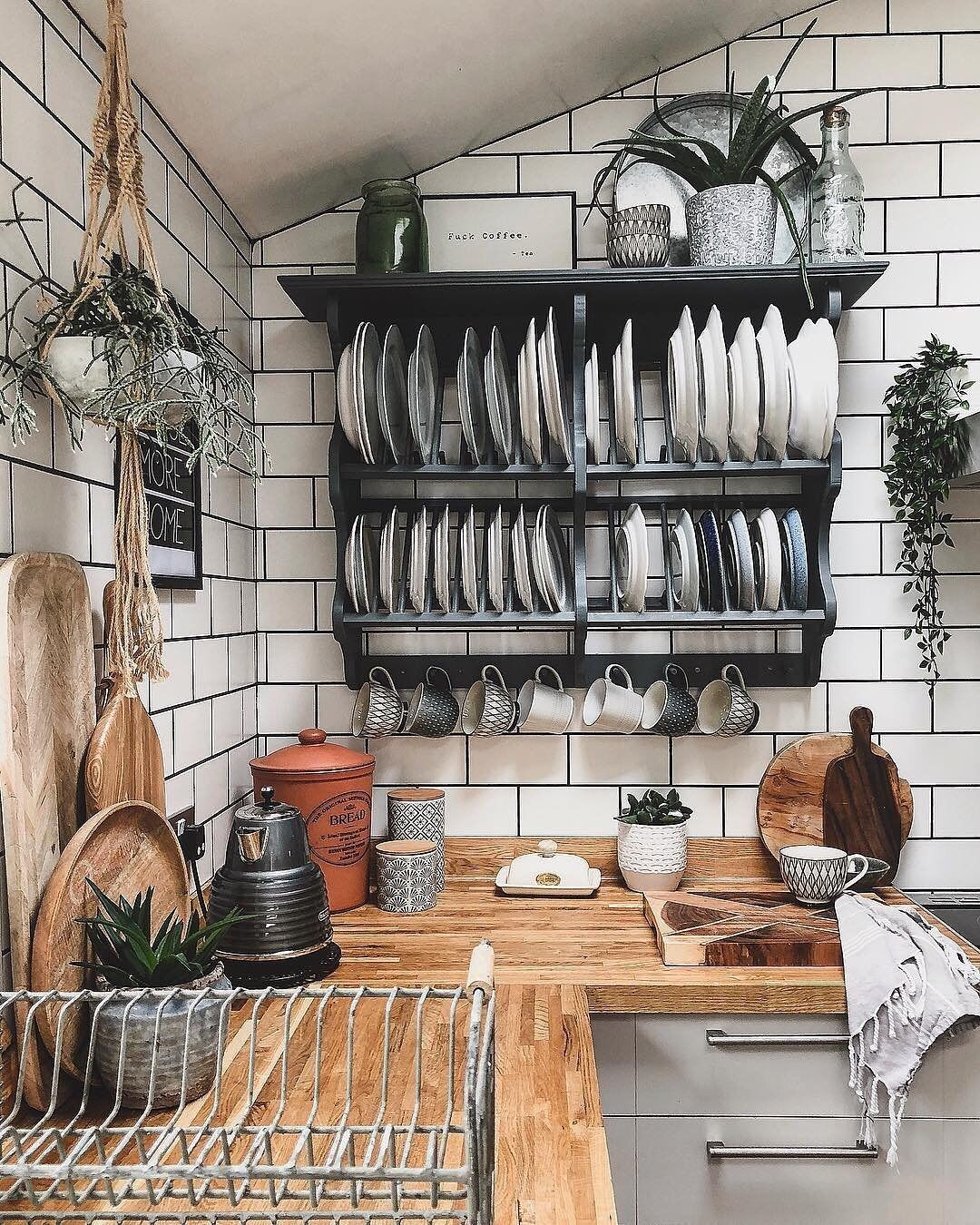 Apartment Therapy On Instagram Whatta Kitchen Image The Indigo House Kitchen Inspirations Modern Home Furniture Home
