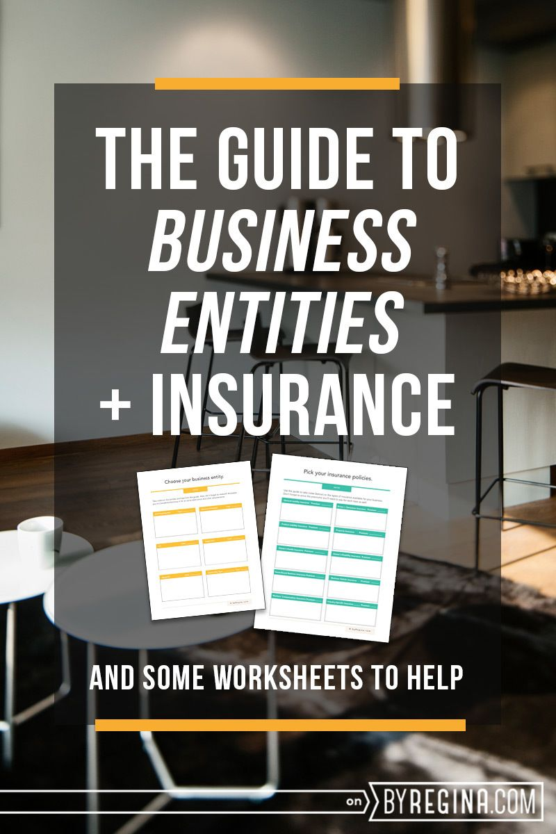 A Super Helpful Quick Guide To Choosing Your Business Entity And